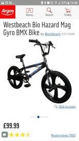 BMX 20 inch wheels brand new