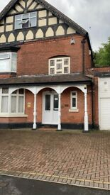 Spacious Double Room **Supported Living**