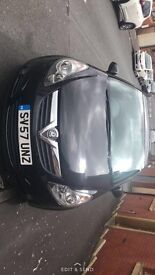 Black Vauxhall Corsa 1.2 Petrol , M.O.T available until April 2018 , mileage 64,000