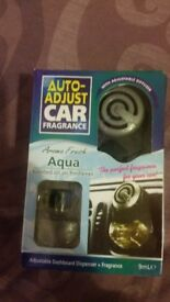 Auto-Adjust Car Airfreshener