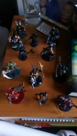 Total Chaos army up for sale
