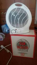 Argos fan heater