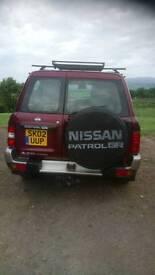 Nissan Patrol Gr 3.0Di Turbo 4x4 automatic