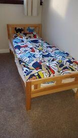 todder bed