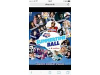 Summertime ball music festival tickets Wembley