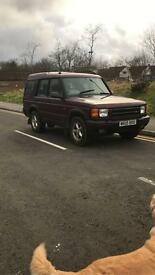 Land Rover Discovery TD5 GS (2000 Model)