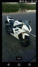 Triumph daytona 675cc