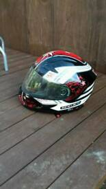 Spada racing helmet