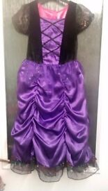 Halloween Dresses Ages 7-8 / 8-9 / 9/10