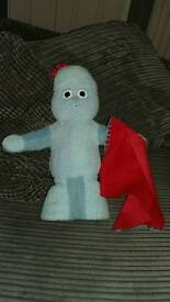 In the night garden Blanket Time Iggle Piggle