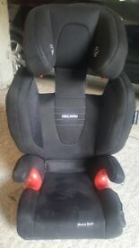 Recaro Monza Nova 2 seatfix: Group 2/3 car seat