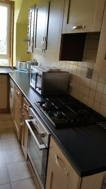 3 bed flat self catering for workmen