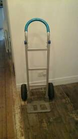 Aluminium sack truck used few times ( great condition )