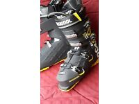 Ski Boots size 8: Rissignol Alltrack 100