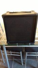 Hohner guitar amp. 20 watt closed back vintage guitar amplifier.