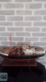 Ornamental ship/boat