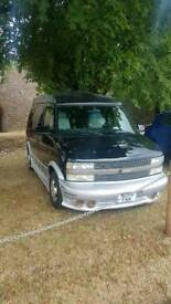1995 Chevrolet Astro Starcraft Edition