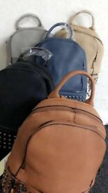 Ladies handbags/ backpack