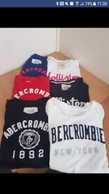 Abercrombie / Hollister Tshirts
