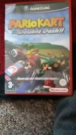 Mario kart double dash- Gamecube