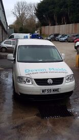 VW CADDY VAN -Low Miles