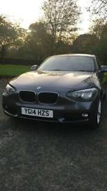 2014 Bmw 1 series 116d Efficientdynamics Full Service history Superb drives