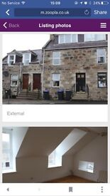 2 bed flat in center of Ellon perfect location