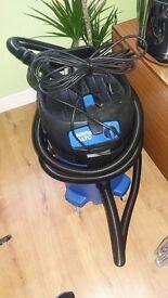 Nilfisk Alto Attix 50-01 PC Single Phase Wet & Dry Vacuum Cleaner (230V)