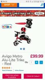 Avigo convertible trike bike
