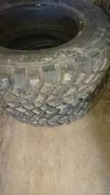 Amazon 4x4 off road tyres