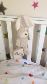 Mamas & Papas Musical Bear for cot