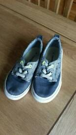 Boys shoes infant size 9