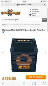 Markbass 121p Bass Combo