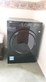 BLACK BEKO CONDENSER TUMBLE DRYER