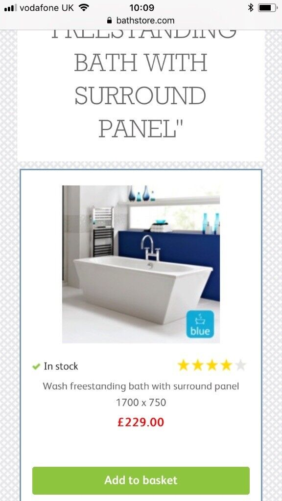 Bath and sink basin with mixers