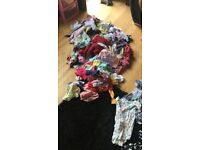 girls clothes bundle over 100 items age 2-3 3-4