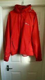 Berghaus Red Hooded Jacket XL