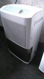 domestic dehumidifier good working order 10ltrs/24 hrs see my other listed items