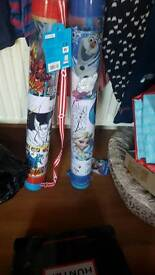Kids activity tubes