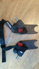 Baby jogger adapters for car seat