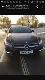 Mercedez Benz CLS 250