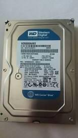 WD Blue 500GB 7200RPM HDD