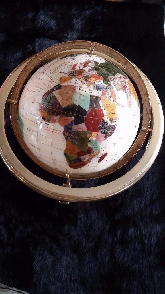 Globe tall about 40 cm £ 70