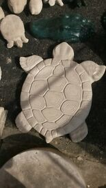 turtle concrete stepping stone mould