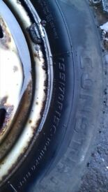 ford transit wheels and tyres 195 70 15