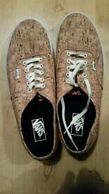 Vans shoes size 11 - brand new never worn