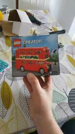 Lego London bus limited edition