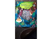 Beauty and the Beast- Peep inside a fairytale by Usborne books