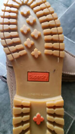 superdry shoes used size 7