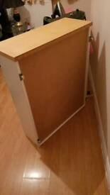Under bed draws